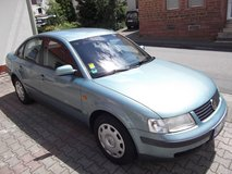 VW Passat, 4 door manual, just passed inspection, new tune up, well kept & clean in Ramstein, Germany