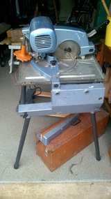 ELU Flipover Mitre Saw/Bench Saw in Joliet, Illinois