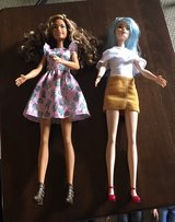 Tall Body Fashionista Barbies in Chicago, Illinois