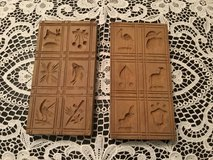 Vintage Cookie Molds in Ramstein, Germany