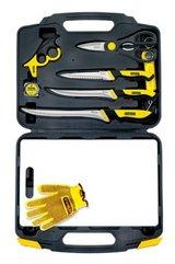 Stanley Deluxe Traveling Fishing Knife Set  - GREAT GIFT! in Alamogordo, New Mexico
