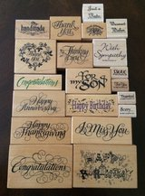 Words and Phrases Stamps in Fort Knox, Kentucky