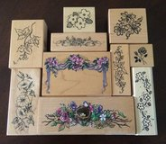 Floral Stamps in Fort Knox, Kentucky