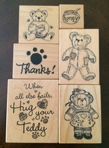 Bear Stamps in Fort Knox, Kentucky
