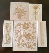 Decorative Floral Stamps in Elizabethtown, Kentucky