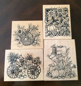 Set 1 Fall Stamps in Elizabethtown, Kentucky