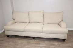 Cream color sofa EXCELLENT CONDITION!! in Tomball, Texas