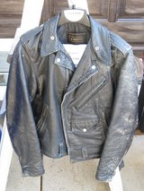 Vintage motorcycle jacket in Travis AFB, California