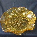 Antique Amber dish in Fort Campbell, Kentucky