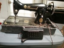 Vintage Monarch Sewing machine in DeRidder, Louisiana