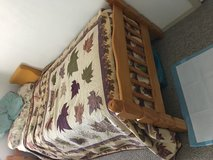 Sturdy bunk beds/1 mattress in Alamogordo, New Mexico