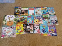Kid book lot in Fort Riley, Kansas