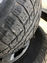 full size Chevy wheels and tires in Fort Hood, Texas