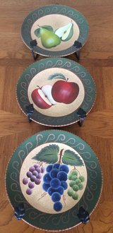 Home Interiors Decorative Plates in Fort Knox, Kentucky