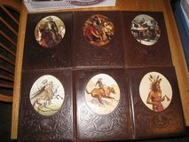 6 Vintage Time Life The Old West Hard Cover Books in Chicago, Illinois