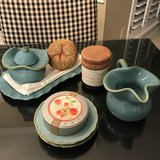 Pottery BREAKFAST SET...MORE Staging Items...Kitchen Display in Kingwood, Texas