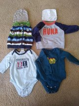 3-6mo/6mo boy clothes in 29 Palms, California