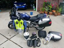 2004 Yamaha Fz6 and lots of gear! in Warner Robins, Georgia