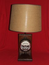 Vintage General Electric Electric Meter Lamp ~ Steampunk in Westmont, Illinois