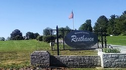 2 Burial plots and vaults at Resthaven Memorial Garden in Fort Campbell, Kentucky