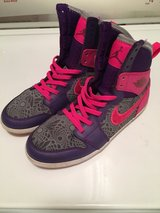 Air Jordan girls high tops (New) in Naperville, Illinois