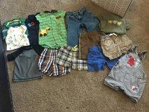 12 month baby boy summer clothes in Fort Lewis, Washington