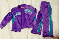 Toddler girl PUMA track suit outfit 24mos in Lawton, Oklahoma