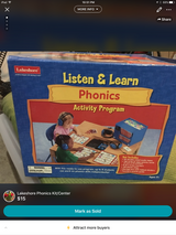 Phonics Center/Skill Set in Fort Campbell, Kentucky