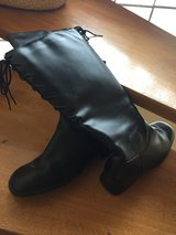Santana Canada Tall Boots Black in Grafenwoehr, GE