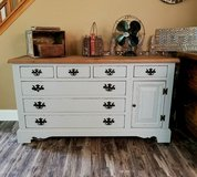 Refinished Rustic dresser / Console in Shorewood, Illinois