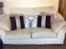 2 Seater Sofa bed and foot storage in Lakenheath, UK