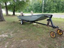 boat n motor in Fort Leonard Wood, Missouri