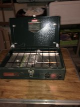 Camping stove - Coleman 2 burner in Lockport, Illinois
