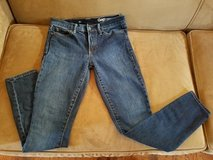Gap Jeans, Size 25S or Girls 12 in Fort Campbell, Kentucky