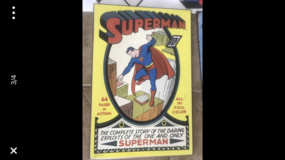 Superman pictures in Shorewood, Illinois