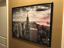 New York Poster Frame in Fort Carson, Colorado