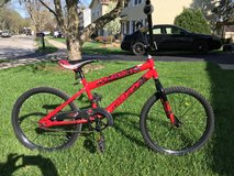 """Huffy """"Rock it"""" 20"""" red bike in St. Charles, Illinois"""