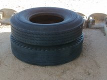 WORK OUT TIRES - 22 INCH ? in Yucca Valley, California