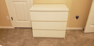 Chest of drawers in Lackland AFB, Texas