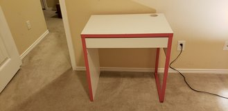 Kid's IKEA desk in Lackland AFB, Texas