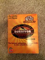 Survivor Card Game in Wilmington, North Carolina