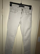 Jeans -- Express (White) in Kingwood, Texas