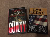 2  David Baldacci books in Wilmington, North Carolina