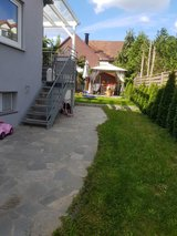 13 min to Panzer ! 15minutes to Patch -with Garden and terrace in Stuttgart, GE