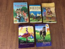 Girls' Classics- 5 Chapter Books : Little Women, Heidi, Black Beauty, Alice in Wonderland, Anne ... in Cherry Point, North Carolina