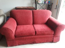 Love Seat (Red) in Shorewood, Illinois