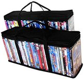 DVD STORAGE BAGS in Yorkville, Illinois