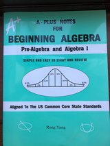 Beginning Algebra by Rong Yang in Lakenheath, UK