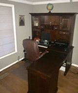 Solid wood office furniture in Camp Lejeune, North Carolina