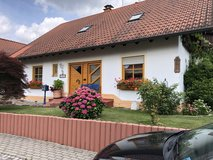 Two Story House with Basement, Garage, and Carport in Ramstein, Germany